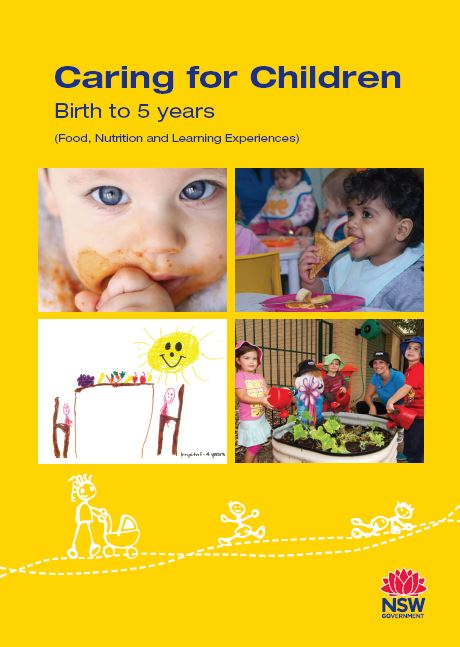 Caring for Children Resource Cover