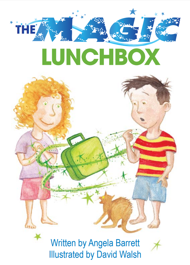 The Magic Lunchbox cover